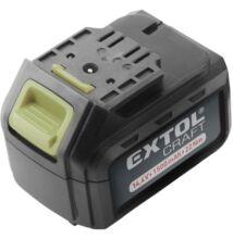 Extol Craft Tartalék akku 14,4V Li-ion, 1500mAh