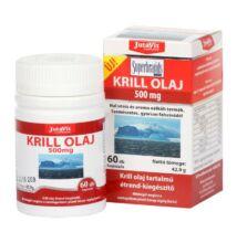 JutaVit Krill olaj 500 mg kapszula 60X