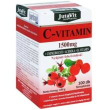 Jutavit C-vitamin 1500 mg csipkebogyóval 100X