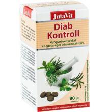 Jutavit Diabétesz Kontroll 80X