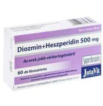 Jutavit Diozmin + Heszperidin 500mg filmtabletta 60X