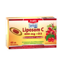 Jutavit Liposom C vitamin 400 mg 60X