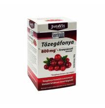 JutaVit Tőzegáfonya 800 mg + aranyvessző kivonat 100X