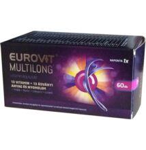 Eurovit Multilong tabletta 60X