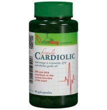 Vitaking Cardiolic kapszula 60x