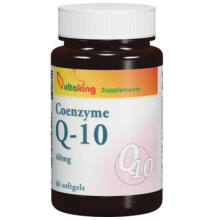 Vitaking Koenzim Q-10 60mg 60X