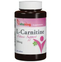 Vitaking L-Karnitin 500mg 100X
