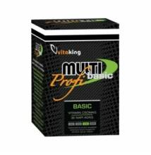 Vitaking Multi Profi Basic multivitamin csomag 30X