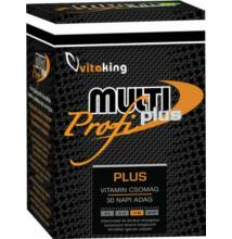 Vitaking Multi Profi Plus multivitamin csomag 30X