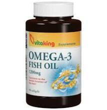 Vitaking Omega-3 1200mg 90X