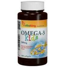 Vitaking Omega-3 Kids 100X
