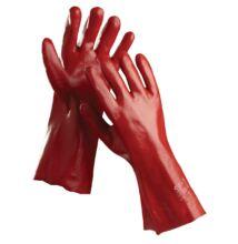 Kesztyű sav-, lug- és olajálló, 35cm RedStart 10-es LIGHT