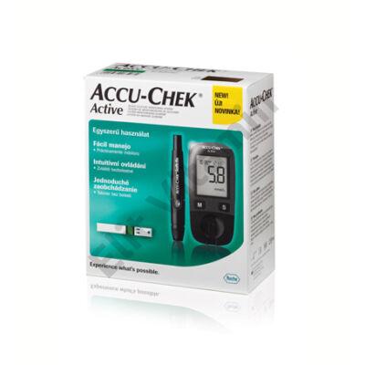 Accu-Chek Active vércukormérő (AccuChek)