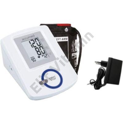 Accumed automata vérnyomásmérő ajándék adapterrel