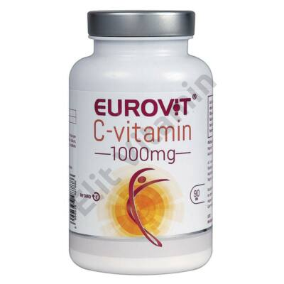 Eurovit C-vitamin 1000mg retard tabletta 90X