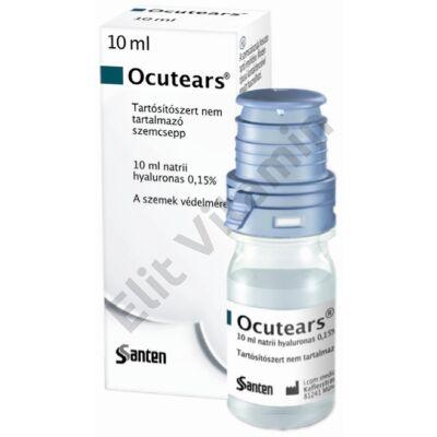 Ocutears műkönny szemcsepp 10ml