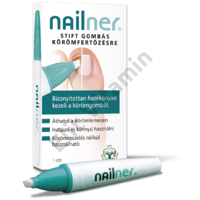 Nailner Repair Stift körömgomba ellen 4ml