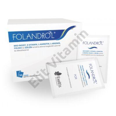 Folandrol granulátum 30X