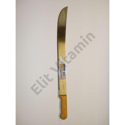 Tramontina Bozótvágó kés 50cm, fa nyéllel