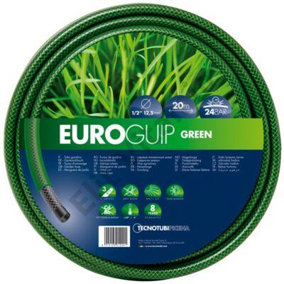 """Locsolótömlő 1/2"""" 25fm zöld, Garden"""
